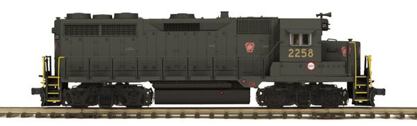 MTH 20-2899-1 Pennsylvania GP-35 w/PS 2.0 (Hi-Rail Wheels)