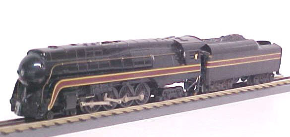 by 1981 lionel had reintroduced nearly every locomotive design from the  postwar era  only two notable steam locomotives remained, and the first,
