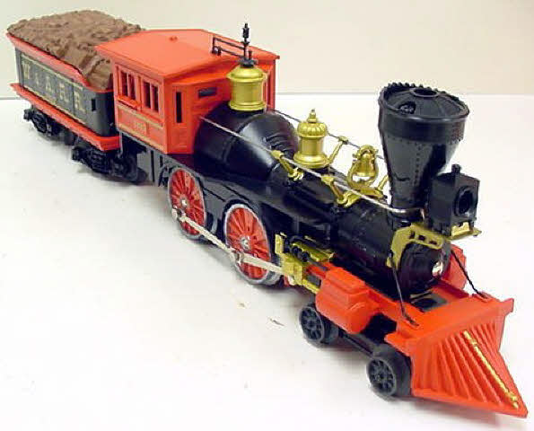 In 2004 The Famous 1960 Halloween General Set Was Reproduced For Lionel Collectors Club Of America LCCA